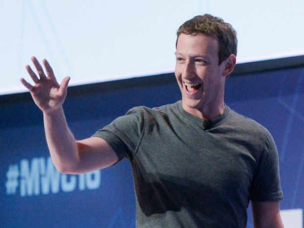 mark zuck facebook